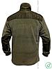 Мужская флисовая кофта Protection олива, фото 2