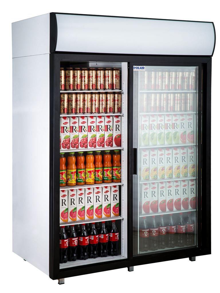 Шкаф холодильный Полаир DM114Sd-S версия 2.0