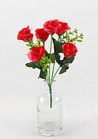Роза 6 голов 31 см 20 шт в уп.