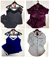 Пижамы женские, одежда для сна и отдыха.