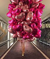 Букеты из воздушных (гелиевых) шаров