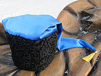 Шапка Казака. Казацкая Шапка, Папаха с Натурального Отборного Каракуля
