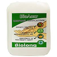 БиоЛонг кожный антисептик (для рук и кожи), 5 л