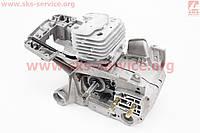 Блок двигателя в сборе 52cc 45мм для бензопилы Goodluck (все китайские модели)