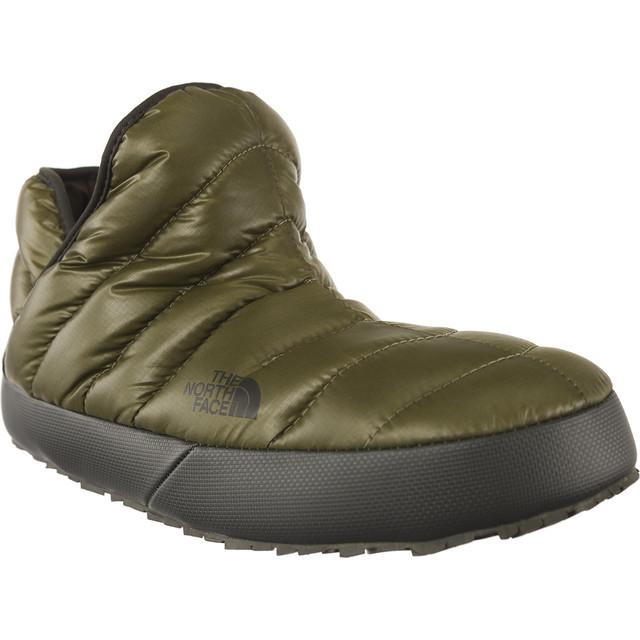 50487ad2a Оригинальная зимняя мужская обувь THE NORTH FACE M TB TRACTION BOOTIE SHINY  BUR ZFP - All