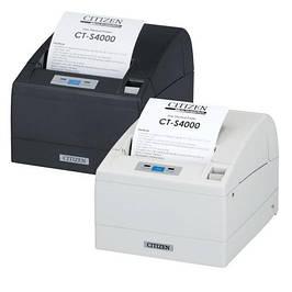 Настольные чековые принтеры