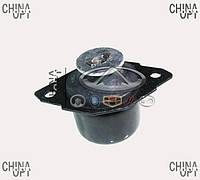 Подушка двигателя задняя левая, 480EF, опора КПП, Chery Amulet [1.6,до 2010г.], Stellox