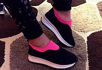 Стильные кроссовки Яркие 0338