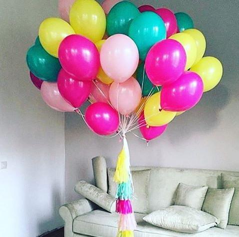 Букет из воздушных шаров в Днепре