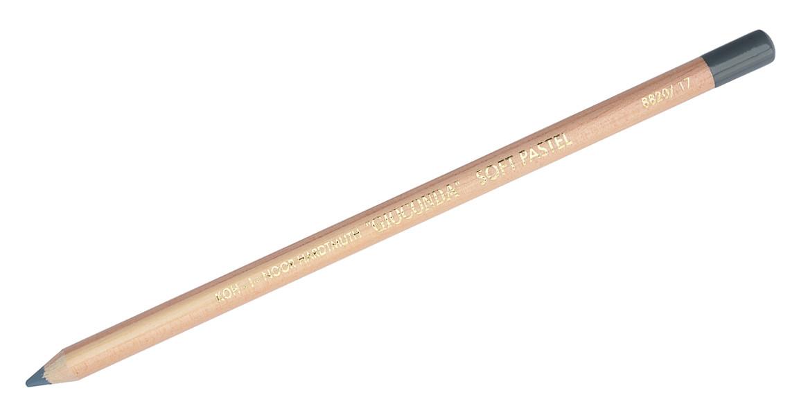 Пастельний олівець Koh-i-Noor Gioconda metal grey (металевий сірий) 8820/17