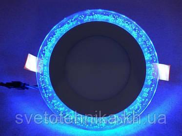 Поступление в продажу светодиодной панели Right Hausen Bubble 6W+3W bluе
