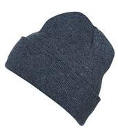 Вязаная шапка Melange Beanie 7122-32