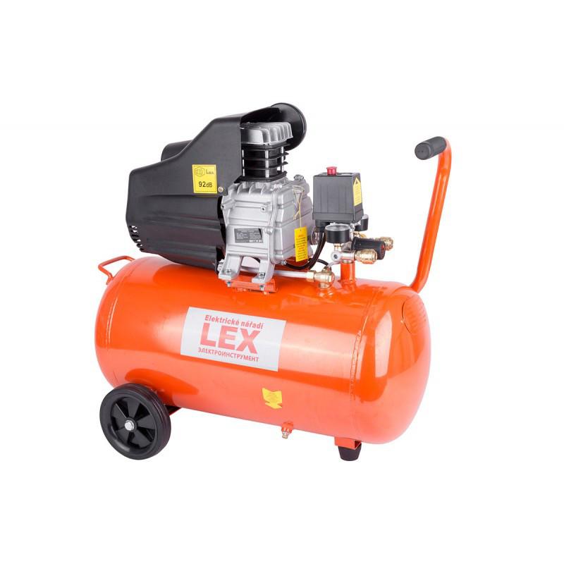 Компрессор LEX LXC50 3.8 л.с. 50 литров