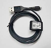 Кабель USB шнур Nokia CA-101 (оригинал), микро USB