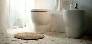 Ковер декоративный Вирджиния джутовый, круг диаметр 40 см, арт. KD 40