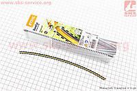 """Леска d=4,0mm, 215мм """"зубчатая"""" для DuroCut 40-4 к-кт 48шт для мотокосы, бензотриммера"""