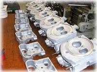 Ремонт головки блока цилиндров двигателя Дойц