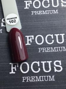 Гель лак Focus Premium от Oxxi  №102 8мл