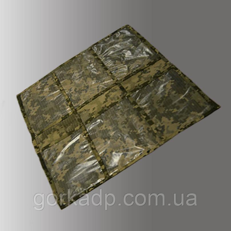 Несессер / хозпакет армейский украинский пиксель мм 14 на 6 карманов