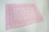 Коврик для ванной Lotus 50*70 светло-розовый