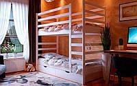 Кровать 2-х ярусная Элля 200*90 ольха ЧДК