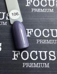 Гель лак Focus Premium от Oxxi  №106 8мл