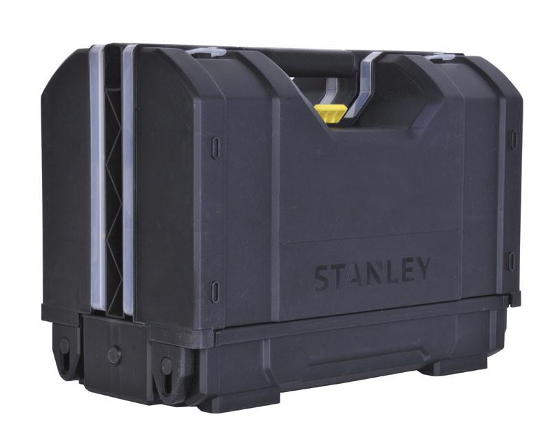 Ящик инструментальный (кассетница) двусторонний 3 в 1 420х225х310 мм