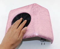 Вытяжка маникюрная (пылеуловитель большой, настольный пылесос) Распродажа