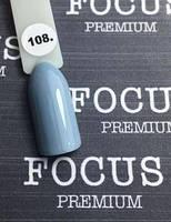 Гель лак Focus Premium от Oxxi  №108 8мл, фото 1