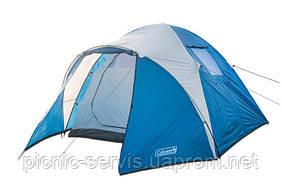 Coleman 1004 четырехместная туристическая палатка (Польша) вместительная