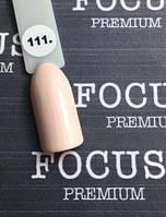 Гель лак Focus Premium от Oxxi  №111 8мл, фото 1