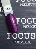 Гель лак Focus Premium от Oxxi  №112 8мл, фото 1