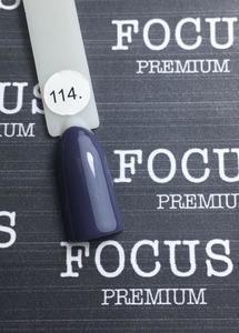 Гель лак Focus Premium от Oxxi  №114 8мл