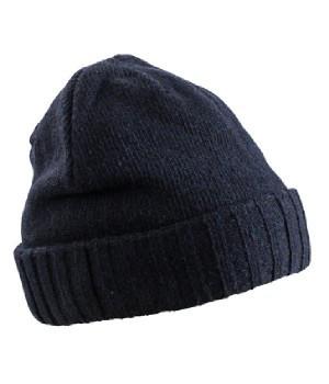 Вязаная шапка Melange Hat Basic 7979-32