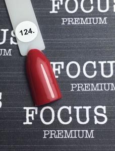 Гель лак Focus Premium от Oxxi  №124 8мл
