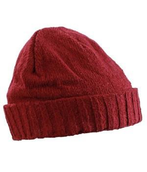 Вязаная шапка Melange Hat Basic 7979-40