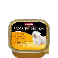 Консервы Vom Feinsten с птицей и сердечками индейки (для щенков), 150г