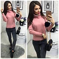 Женский стильный свитер кофта производства Китай