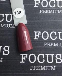 Гель лак Focus Premium от Oxxi  №138 8мл
