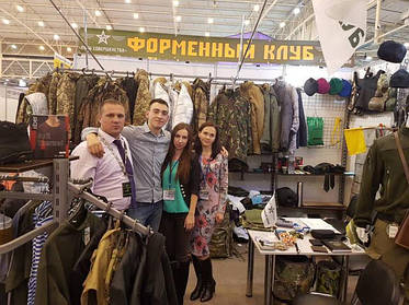 Участие в выставке «ActivExpo Fest»:РЫБАЛКА. ОХОТА. ТУРИЗМ