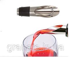 Гейзер металлический с резиновой пробкой L 75 мм (6 шт в упаковке)