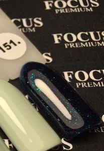 Гель лак Focus Premium от Oxxi  №151 8мл