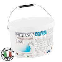 OXIDAN - Шоковый-хлор (быстрорастворимый реагент в гранулах). Упаковка 5кг. Италия.