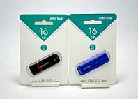 USB накопитель Smartbuy 16 GB, с  LED-индикатором