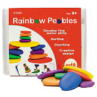 Радужная галька  EDX education 13208С Rainbow Pebbles