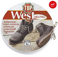 Масло для обуви и изделий из кожи, водоотталкивающий эффект 100 ml.