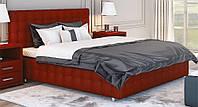 Кровать двухспальная мягкая Эванс 160 х 200 с металлическим каркасом