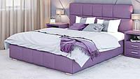 Кровать Престиж двухспальная 160х200 с мягким изголовьем и ортопедическим основанием