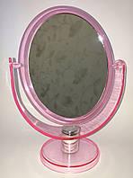 Зеркало косметическое. Размер 110*135 мм.