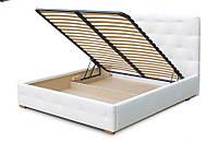 Кровать  Престиж  двухспальная 180х200 с мягким изголовьем  и подъемным механизмом